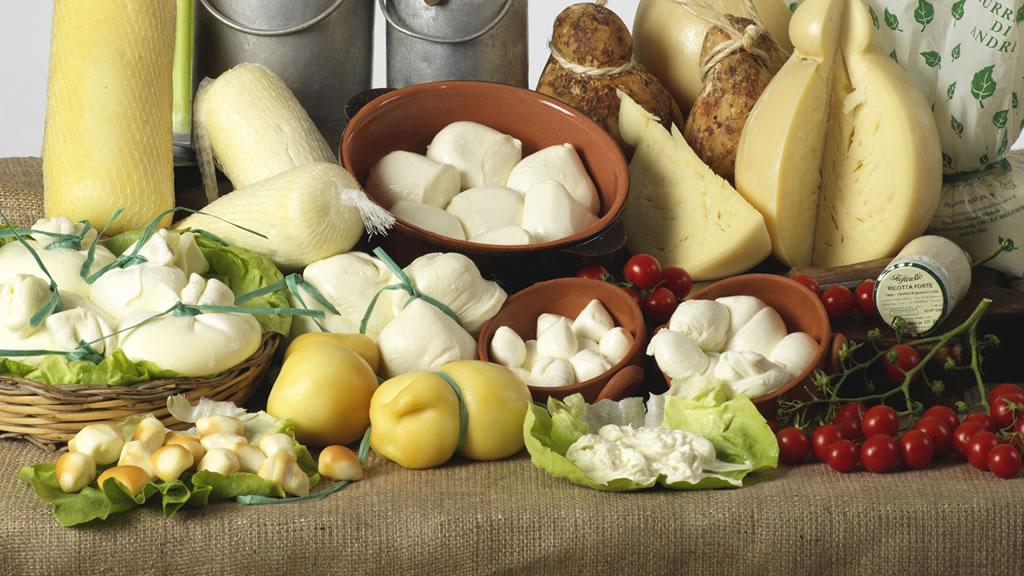 La bufalina prodotti caseari for Prodotti tipici romani